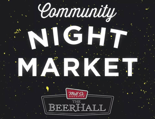 Community Night Market by Mill Street Brewery