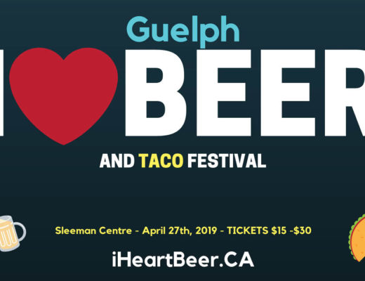 I Heart Beer and Taco Festival 2019 - Guelph