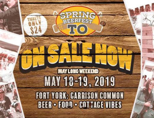 Spring BeerFest Toronto 2019