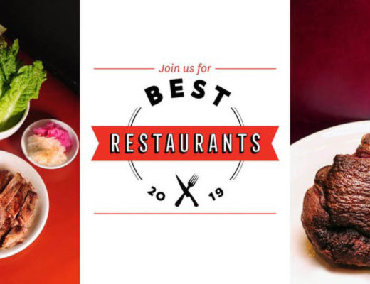 Toronto Life Best Restaurants 2019