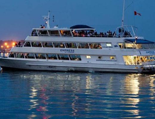 Toronto Vegan Boat Cruise